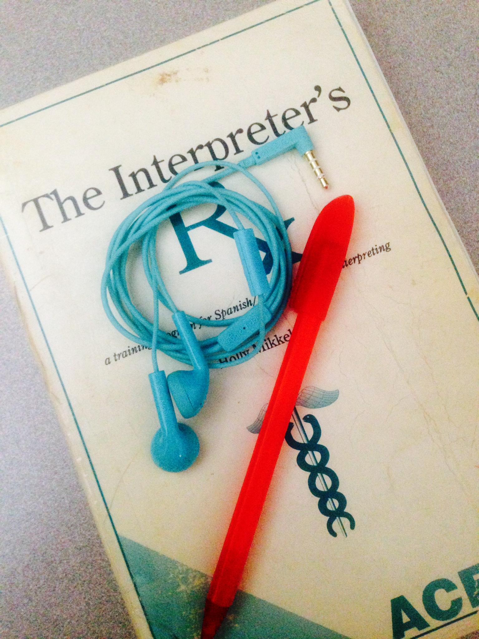 oral exam preparation – Liz Essary, Certified Spanish Interpreter
